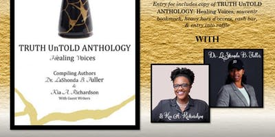 TRUTH UnTOLD ANTHOLOGY Book Release Party