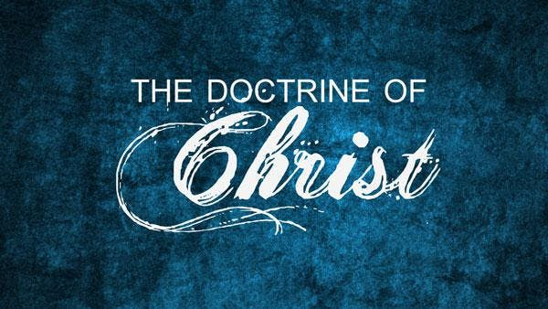 Moody Bible Institute at Triumph: Doctrine of Christ (Harper Woods)