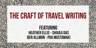 S27 // THE CRAFT OF TRAVEL WRITING // 7 DEC APWT18
