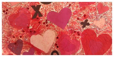 Valentine's Day Gift Making Weekly Class (3-6 Years)