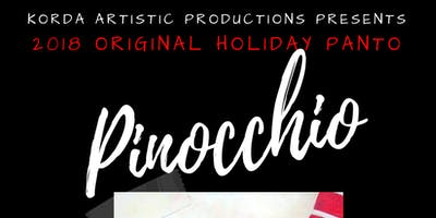 Pinocchio by Korda Artistic Productions