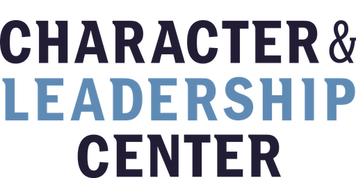 Character & Leadership Center - Open enrollment seminar