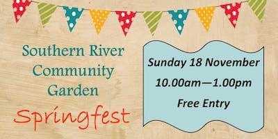 Southern River Community Garden - Springfest