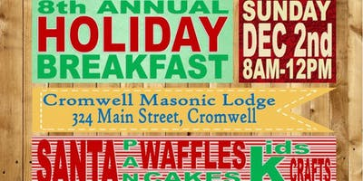 8th Annual Holiday Breakfast