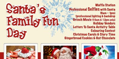Vendor Registration for Santa\