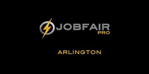 Arlington Job Fair - Get Hired in Arlington Texas