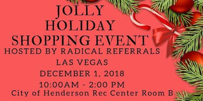 Jolly Holiday Shopping Event