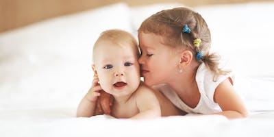 5° - Bebè a costo zero (0-5 anni)- Essere genitori un'arte imperfetta 2018-19