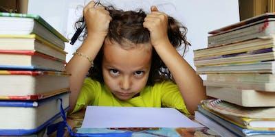 6° - Come sopravvivere ai compiti (6-11 anni)- Essere genitori un'arte imperfetta 2018-19