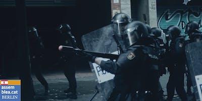 Okt 1 - Das katalanische Referendum: Die Knüppel gegen die Wahl