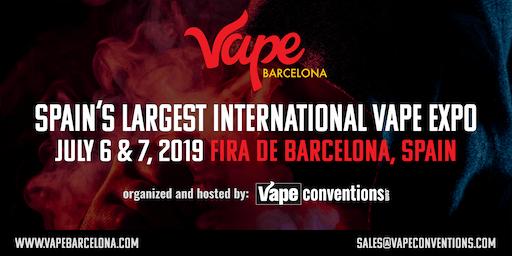 Vape Barcelona Expo 2019