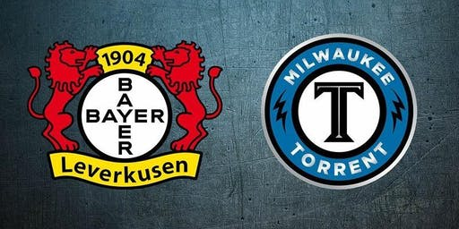 Milwaukee Torrent - Bayer Leverkusen - Andreas Davi Soccer Camp 2019