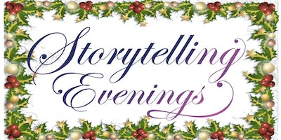 Holiday Storytelling Evening & Dinner with Stories
