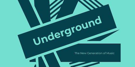 Underground: Inspiring the New Generation of Music tickets