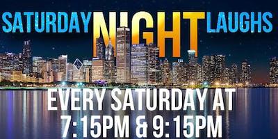 SNL Chicago: Saturday Night Laughs at Laugh Factory
