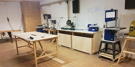 INTRO: Malmo Makerspace Wood Shop Orientation
