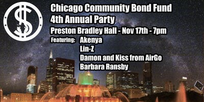 Chicago Community Bond Fund End of Year Party
