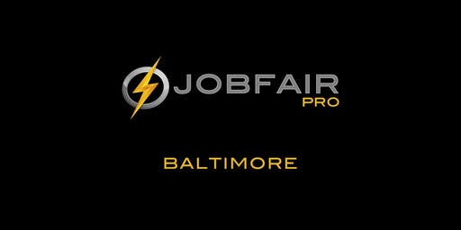 Baltimore Job Fair - Get Hired in Baltimore Maryland