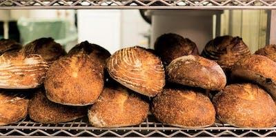 Sourdough Bread at The Cookbook - March 5th, 2019