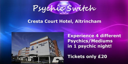 Psychic Switch - Altrincham