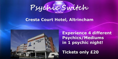 Psychic Switch - Altrincham tickets
