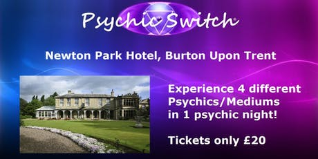 Psychic Switch - Burton Upon Trent tickets