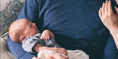 Massage papa-bébé Spécial