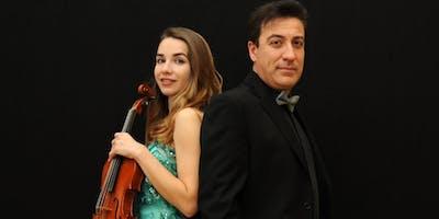 NAYDENOVA & TROTTA violin and piano duo
