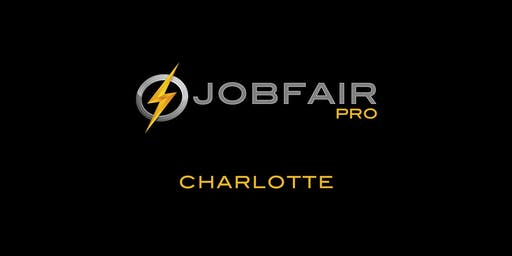 Charlotte Job Fair - Get Hired in Charlotte North Carolina