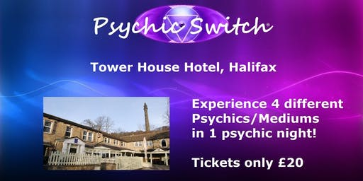 Psychic Switch - Halifax
