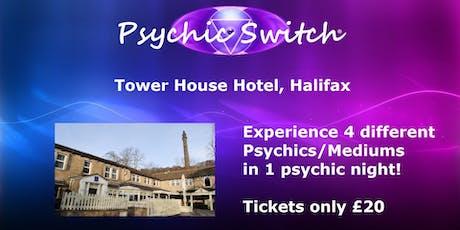 Psychic Switch - Halifax tickets