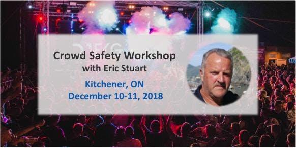 Crowd Safety Workshop - Kitchener