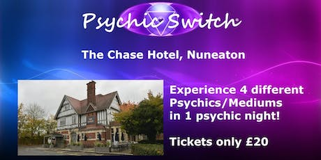 Psychic Switch - Nuneaton tickets