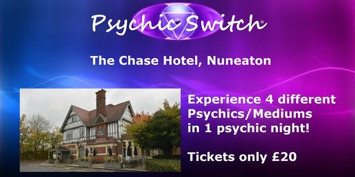 Psychic Switch - Nuneaton