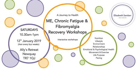 ME/CFS Fibromyalgia Recovery Workshops tickets