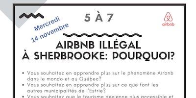 Pourquoi les Airbnb sont-ils illégaux à Sherbrooke ?