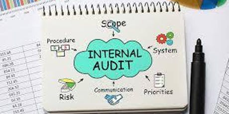 Internal Audit Advanced Training - Jersey City, NJ - Yellow Book, CIA & CPA CPE Event tickets