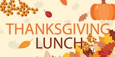 CHSLSJ 2nd Annual Staff Thanksgiving Luncheon