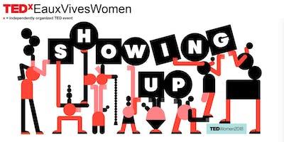 TEDxEauxVivesWomen2018
