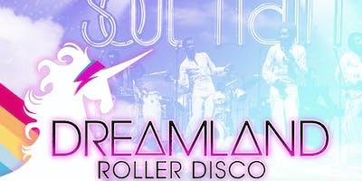 SOUL TRAIN DREAMLAND ROLLER DISCO (21+)