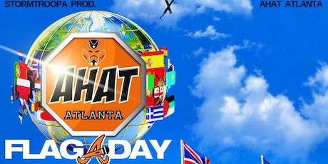 AHAT ATLANTA PRESENTS: FLAG DAY tickets