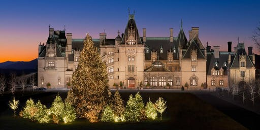 Christmas at Biltmore Bus Trip