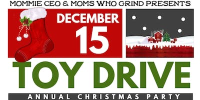 Annual Toy Drive and Party with Santa