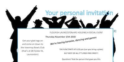 Flourish Social Event