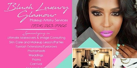 VIRTUAL SPRING Makeup Glam Academy  tickets