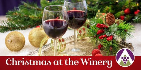 """Shop Local"" Christmas Bazaar at the Winery tickets"