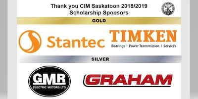 CIM Saskatoon Mineral Processing Night