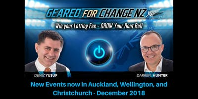 Geared for Change NZ - Auckland