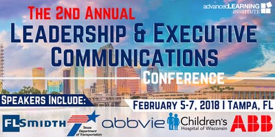 2nd Annual Leadership & Executive Communications Conference