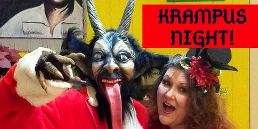 Krampus Night and Dark Market